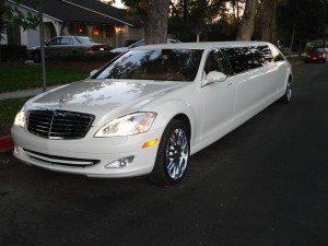 Limousine In Los Angeles