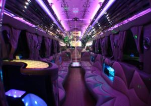 Los Angeles Party Bus Rental