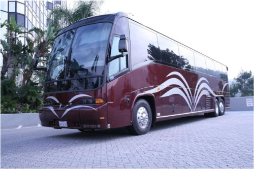 Party Bus Rental Los Angeles