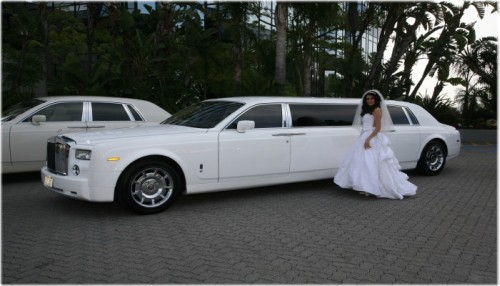 Los Angeles Wedding Limousine